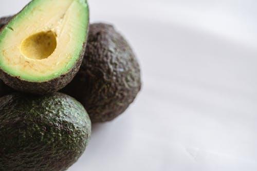 Foto profissional grátis de abacate, alimento, aumentar, borrão