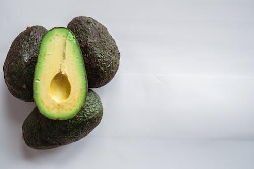Foto profissional grátis de abacate, alimento, aumentar, comida
