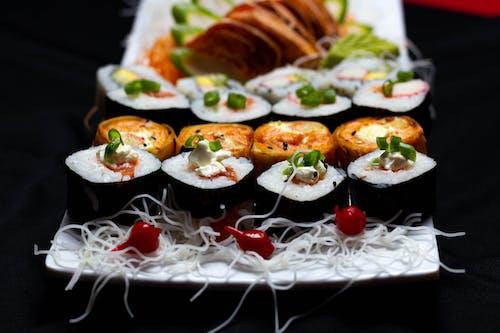 Gratis arkivbilde med brød, comida asiática, delikat