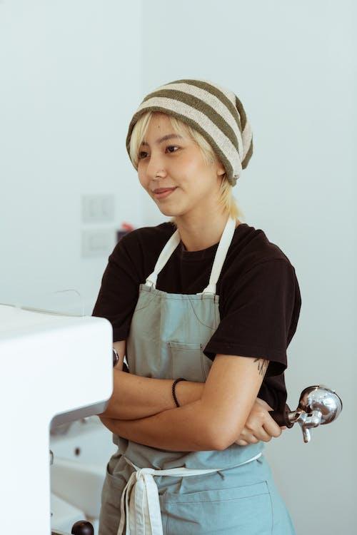 tシャツ, アジア人, アンドロギネスの無料の写真素材