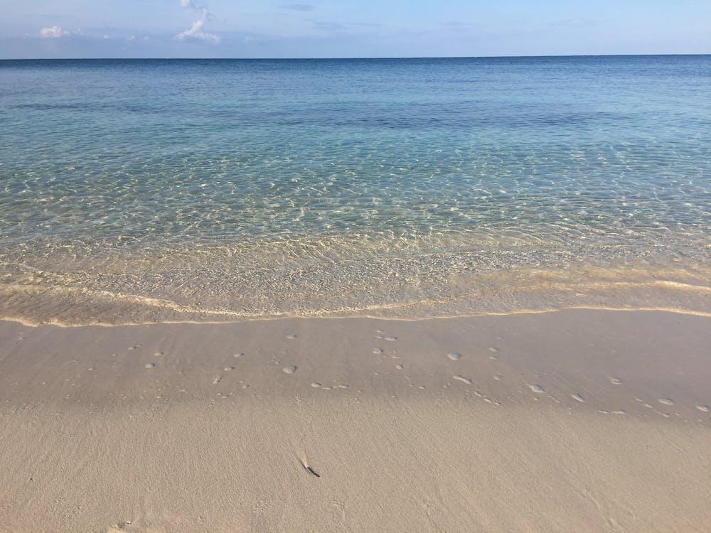 沙灘, 海, 海灘