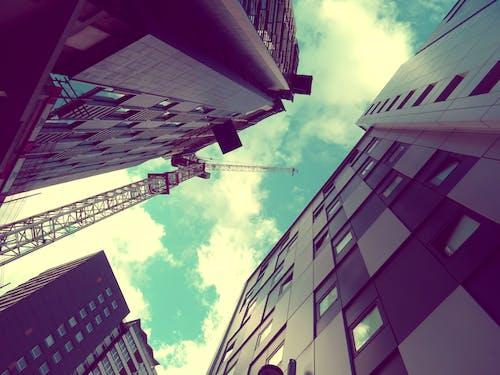 Imagine de stoc gratuită din arhitectură, cer, clădiri, design arhitectural