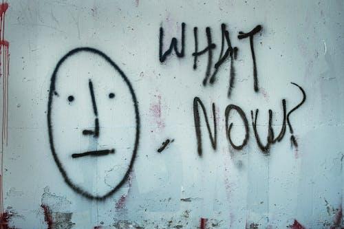 Free stock photo of face, graffiti, street art
