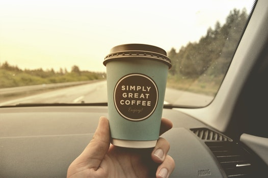 Free stock photo of road, landscape, sky, coffee