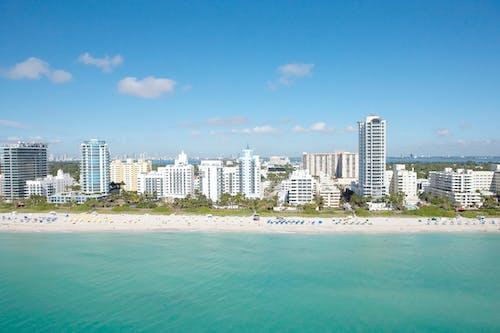 Buildings Near Beach