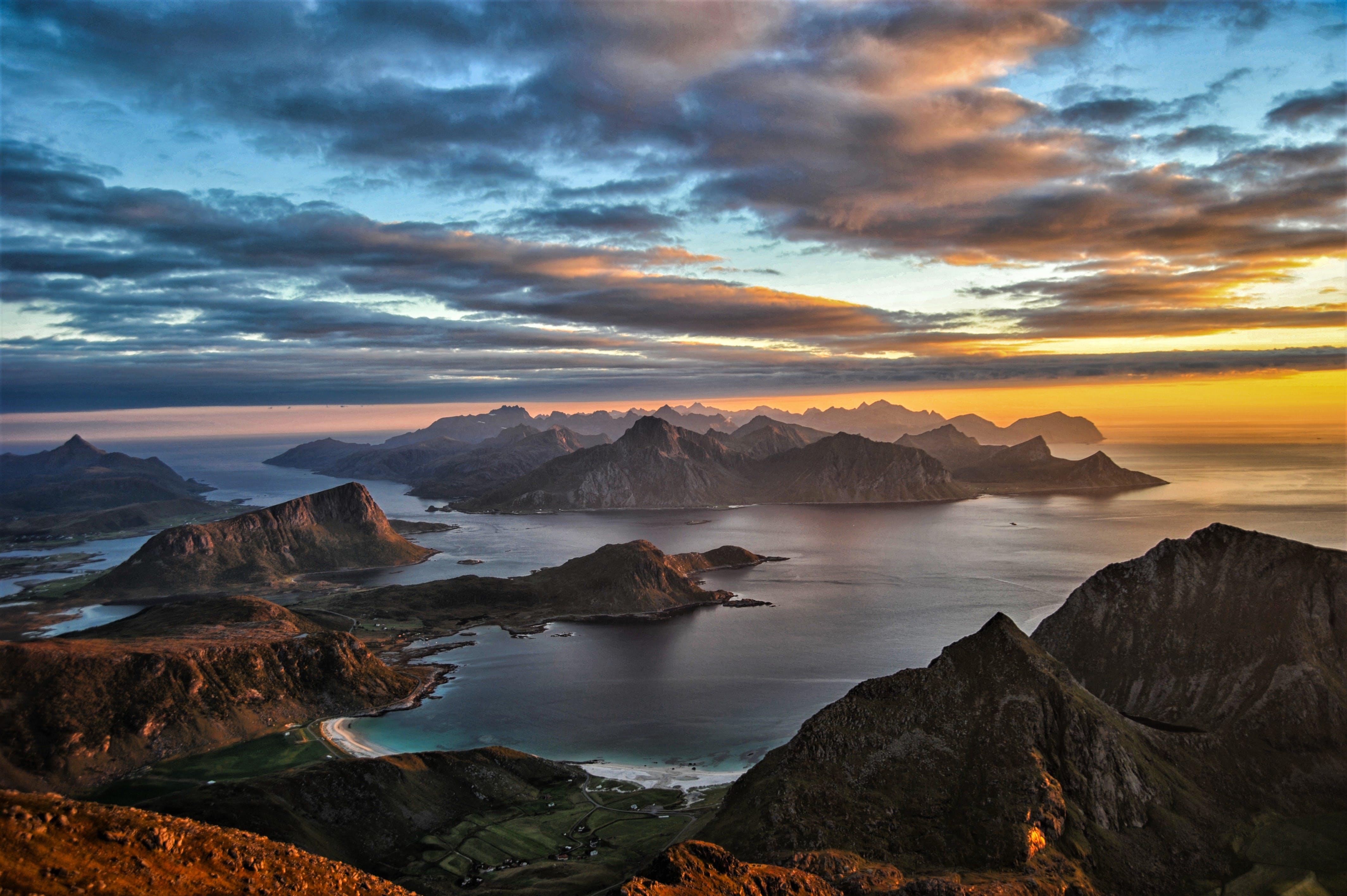 Free stock photo of arctic, beaches, lofoten, Lofoten islands