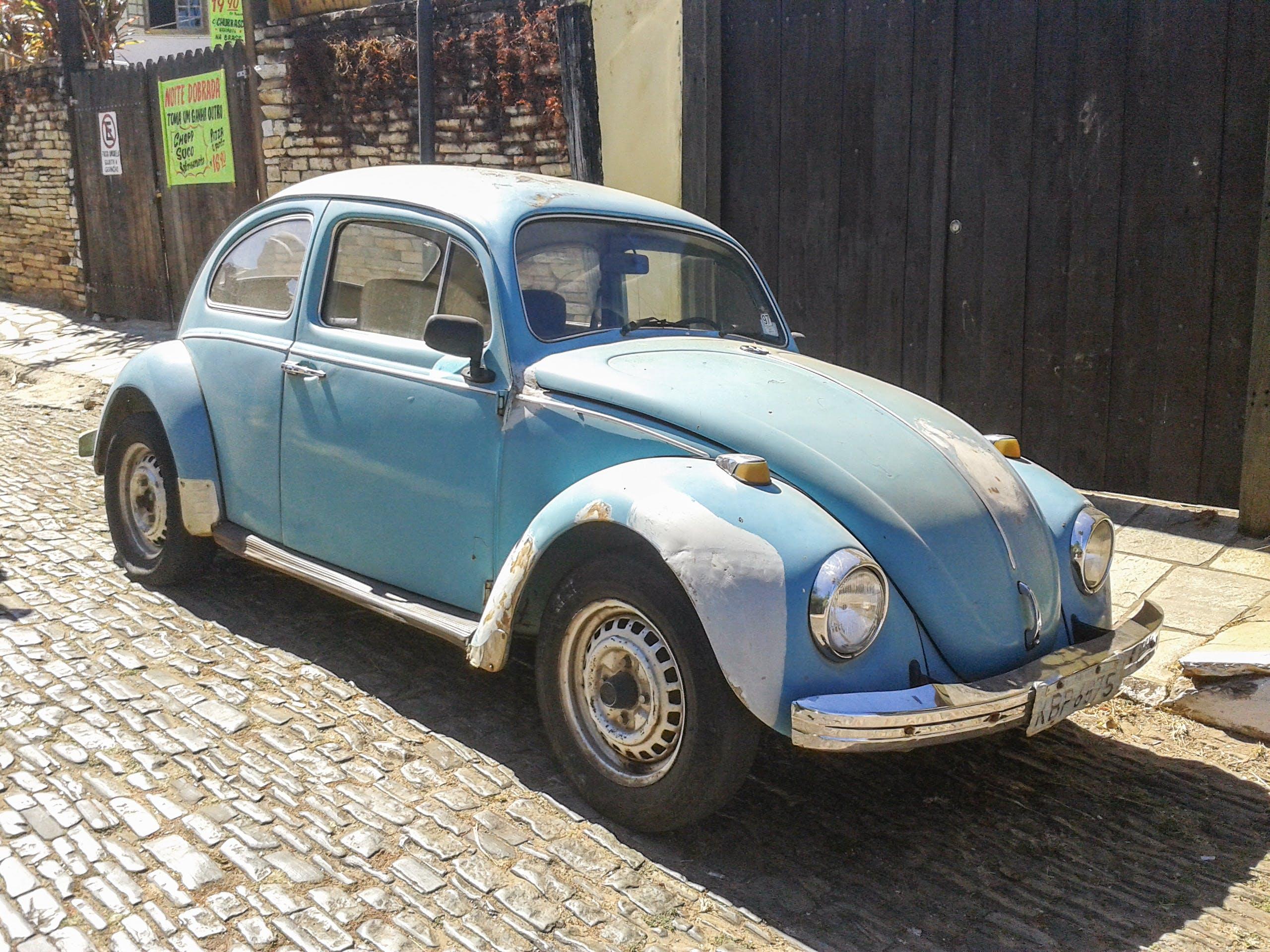 Free stock photo of Volkswagen Beetle