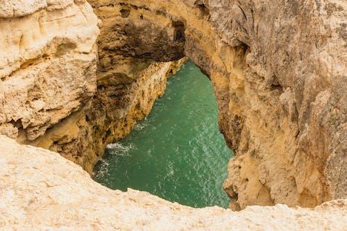 Kostnadsfri bild av grotta, hav, klippa, natur
