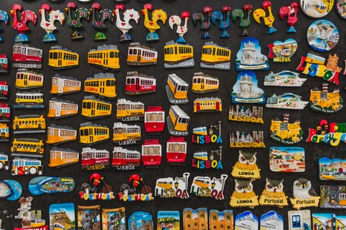 Kostnadsfri bild av lissabon, magneter, portugal, spårvagn
