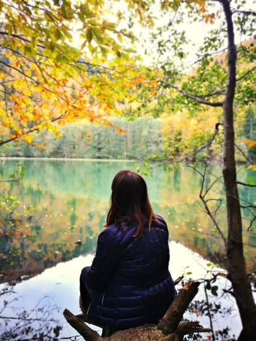Photos gratuites de automne, brune, brunette, calme