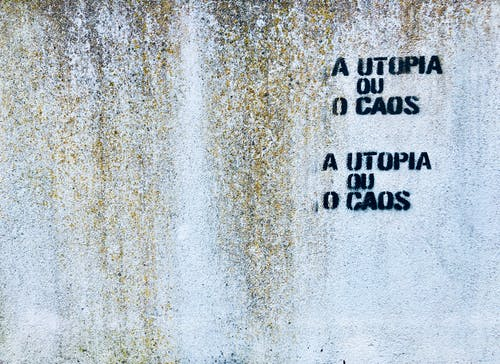 Free stock photo of City Street, Lisbon, quotes, street art