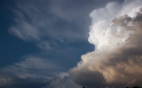 Free stock photo of thunderhead
