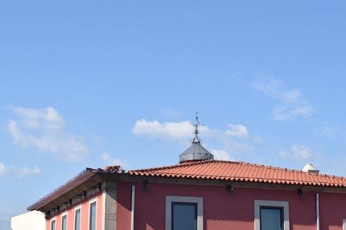Fotos de stock gratuitas de cielo, claraboya, nubes