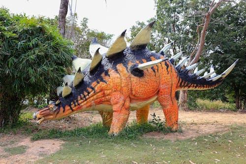 恐龍模型, 恐龍花園 的 免費圖庫相片