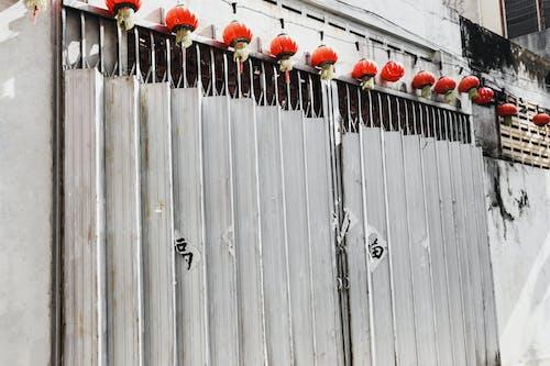 Free stock photo of alleyway, day, door