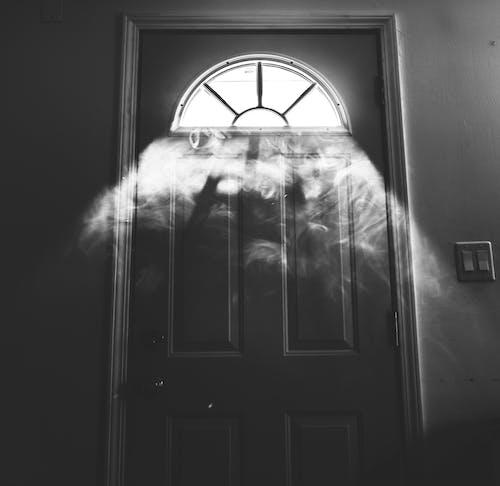 ドア, ビーム, 光, 屋内の無料の写真素材