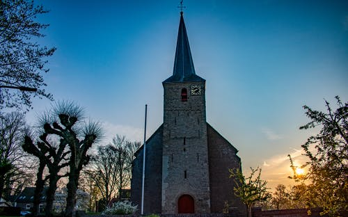 Free stock photo of kerk