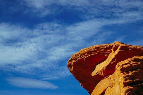 Foto d'estoc gratuïta de cel, clareja, desert, geologia