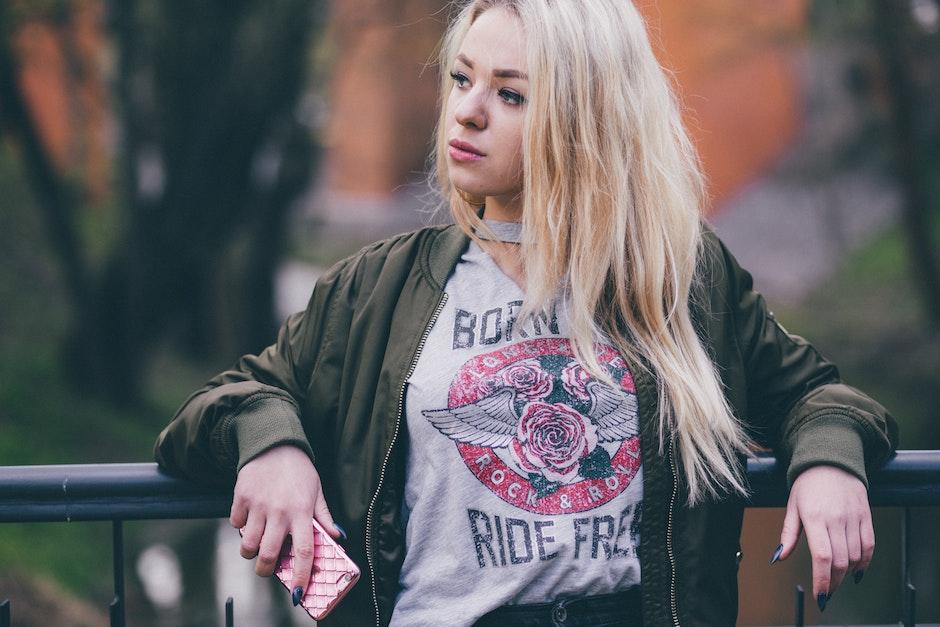blur, fashion, female