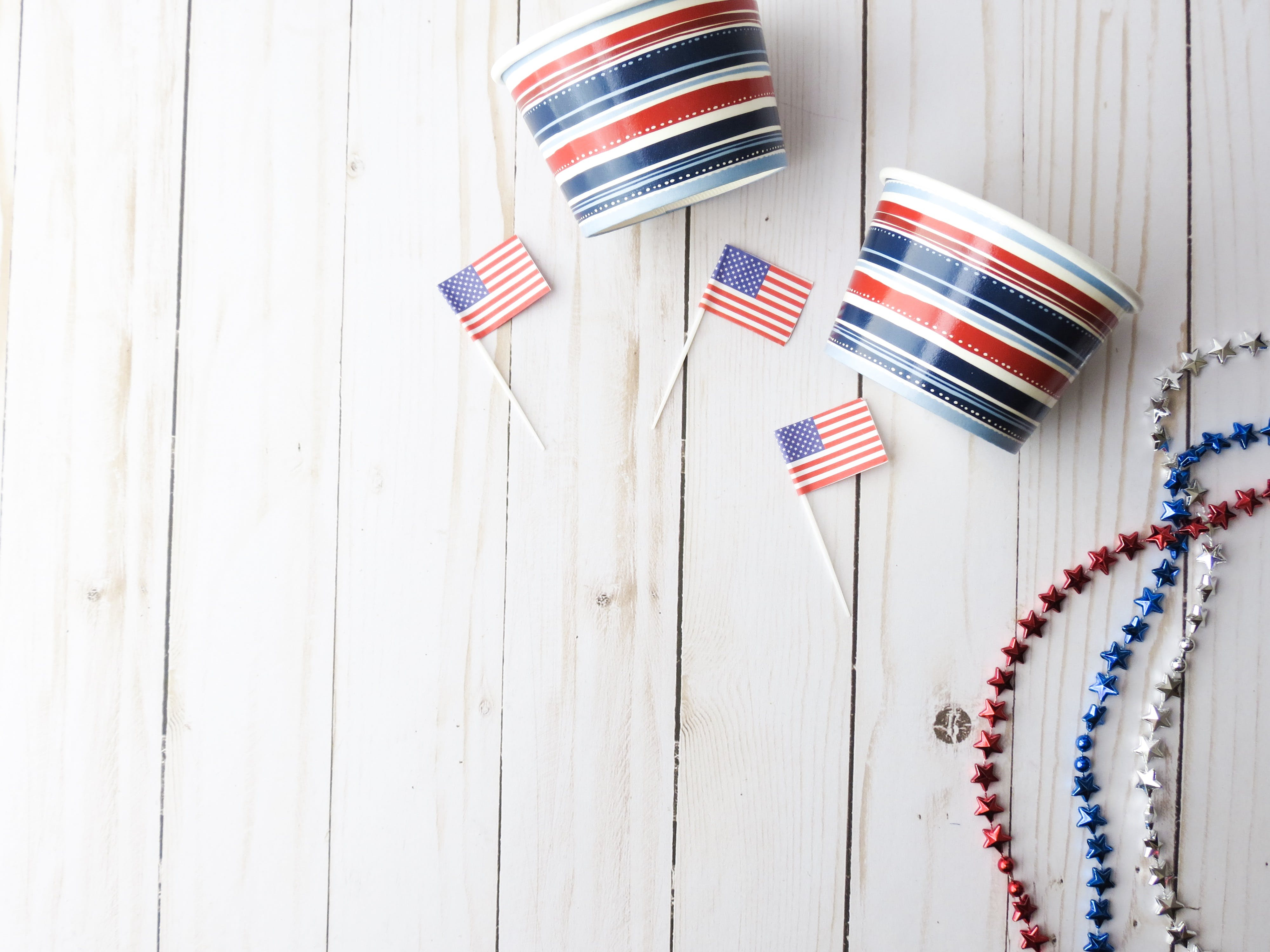 Free stock photo of 4th of july, america, American flag, blue
