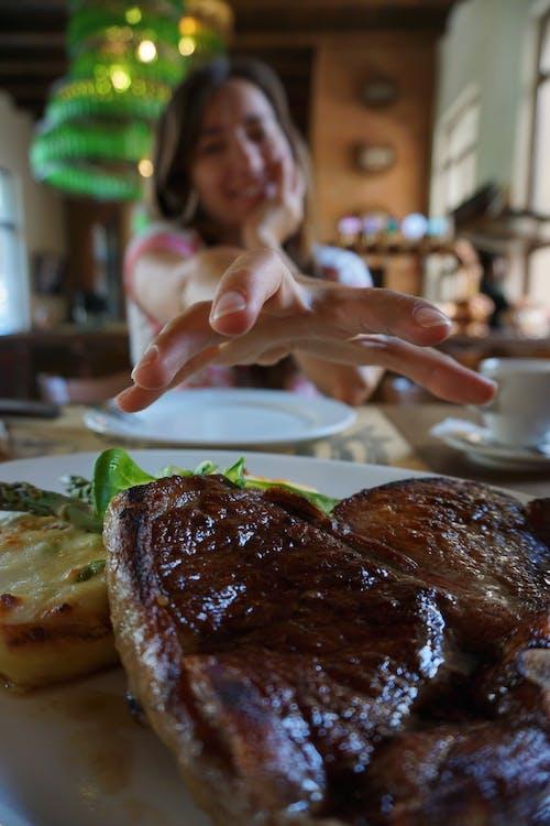 Free stock photo of hungry, steak
