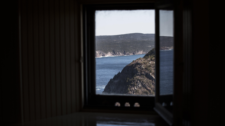 blue, cliff, coast