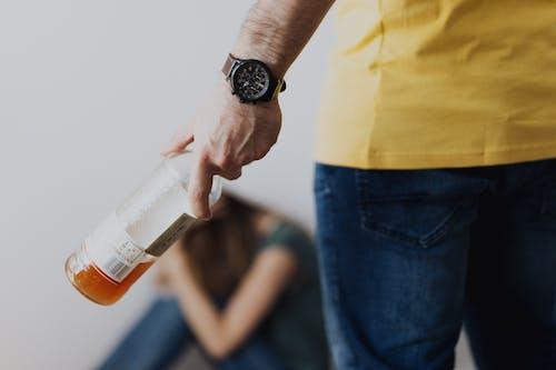 アルコール, アルコール中毒, インドアの無料の写真素材