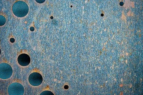 Foto d'estoc gratuïta de abstracte, art, artesania, blau