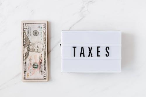 Ingyenes stockfotó 50, adó, adók, adósság témában