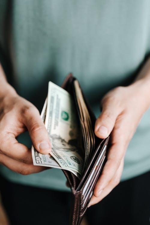 インドア, おとこ, お金の無料の写真素材