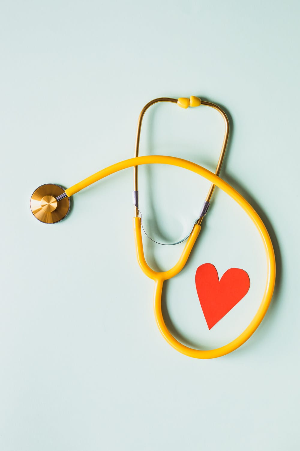 stethescope and heart