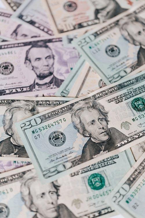Immagine gratuita di america, anticipo, banca