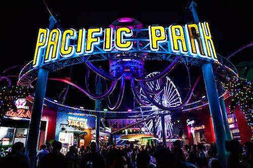 Pacific Park Signage