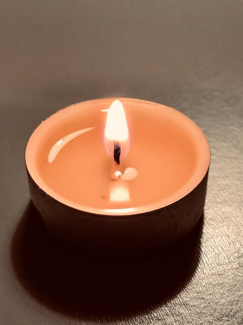 Free stock photo of burning candle, candle light, faith