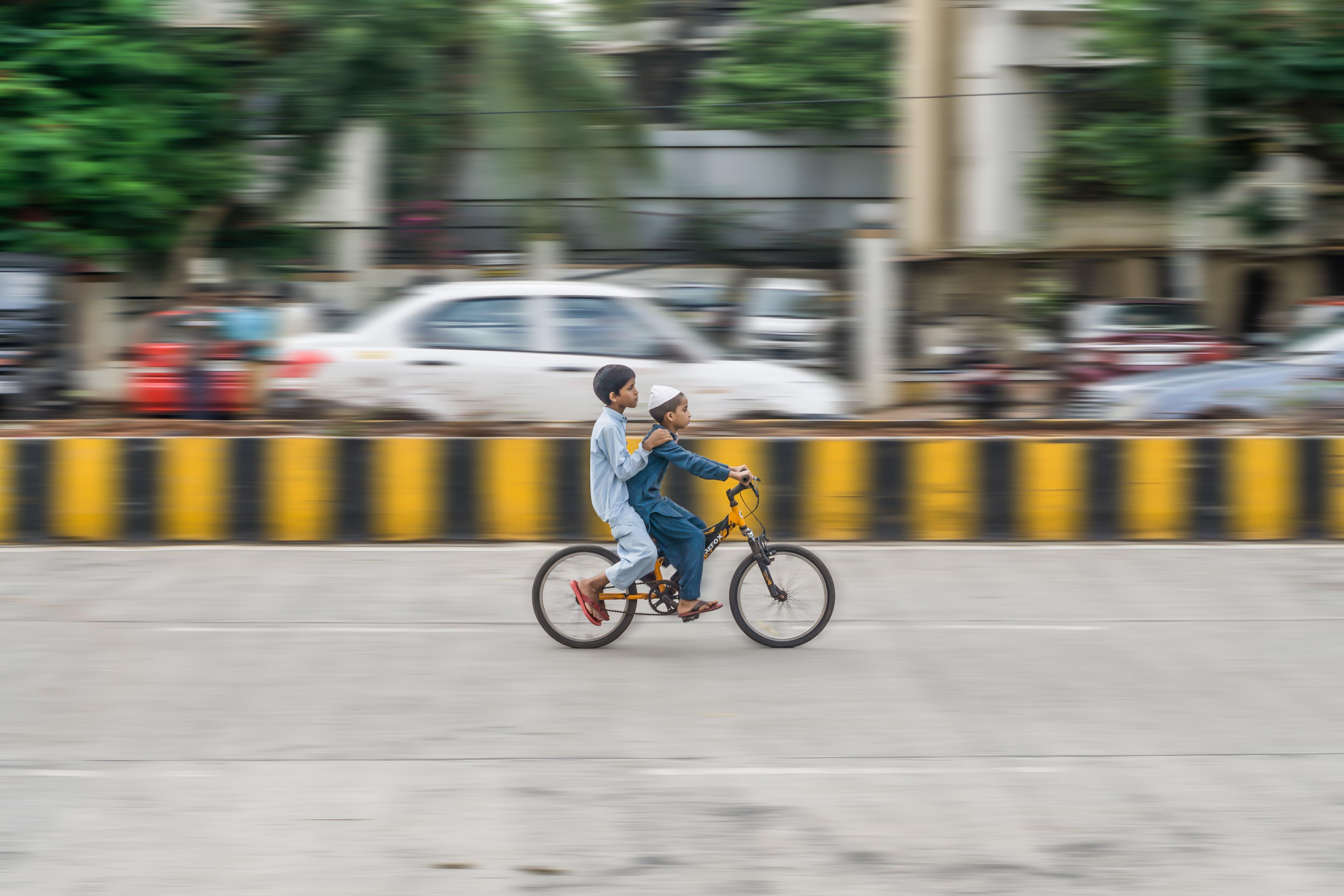 Free stock photo of motion blur, panning