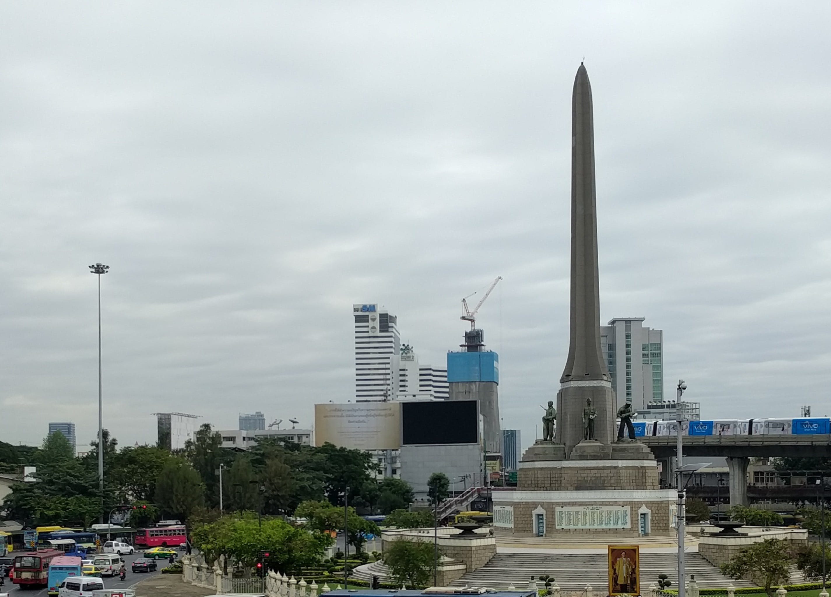 Free stock photo of Bangkok, monument, pillar, victory monument