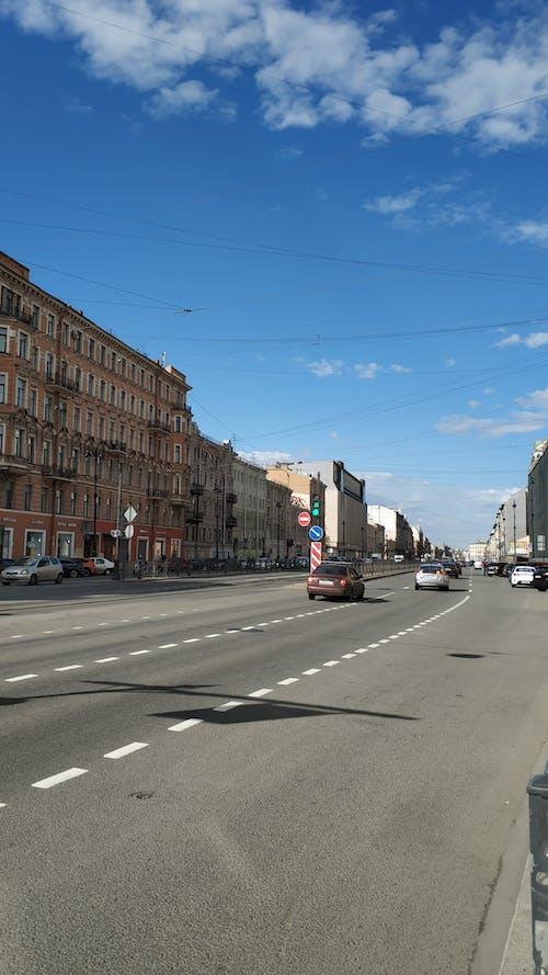 交通, 交通系統, 城市 的 免費圖庫相片