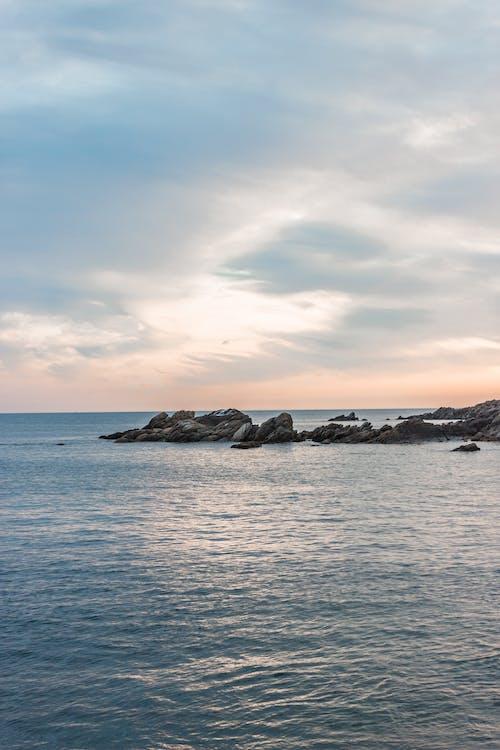 アクア, グリム, さざ波の無料の写真素材