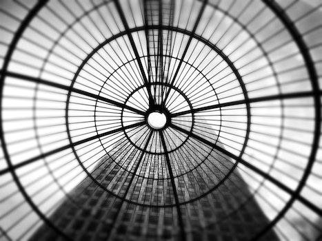 Free stock photo of building, windows, tall, skyscraper