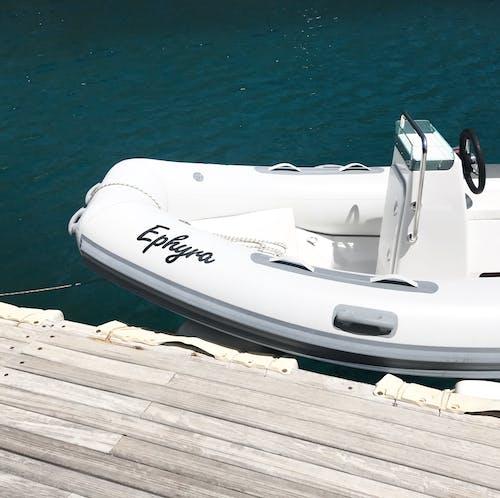 Photos gratuites de baie, bateau, bateau à moteur, bateau gonflable