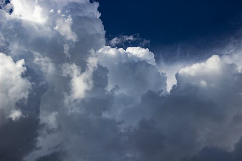 Imagine de stoc gratuită din cer impresionant, Cer întunecat, cerul curat