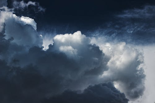 Free stock photo of clouds, dramatic clouds, sky