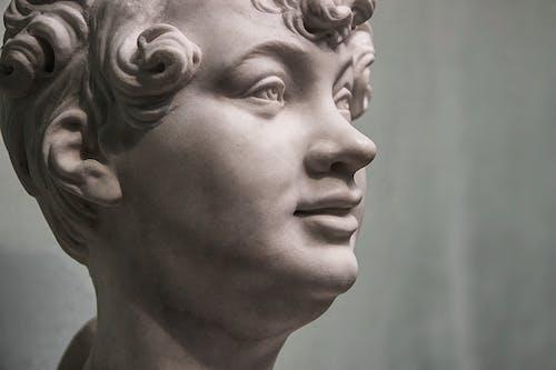 Δωρεάν στοκ φωτογραφιών με άγαλμα, κεφάλι άγαλμα