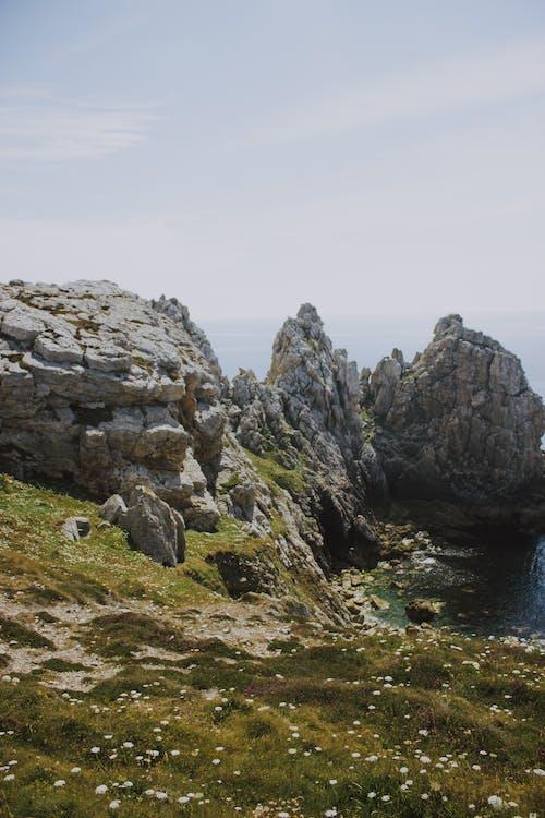 Бесплатное стоковое фото с безмятежный, берег, береговая линия