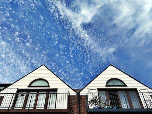 Darmowe zdjęcie z galerii z architektura, budynek, niebo, perspektywa