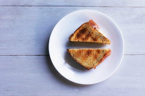Darmowe zdjęcie z galerii z apple, chleb, danie