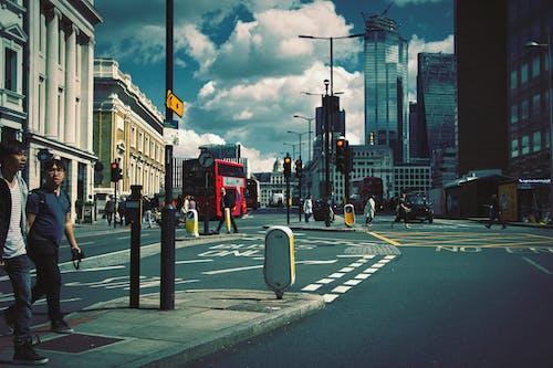Δωρεάν στοκ φωτογραφιών με δημόσια κυκλοφορία του λονδίνου, δημόσιες συγκοινωνίες του λονδίνου, ελεύθερος, λεωφορείο