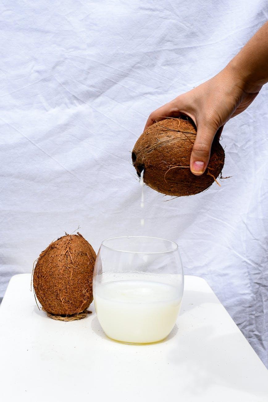 Alimentos afrodisíacos coco