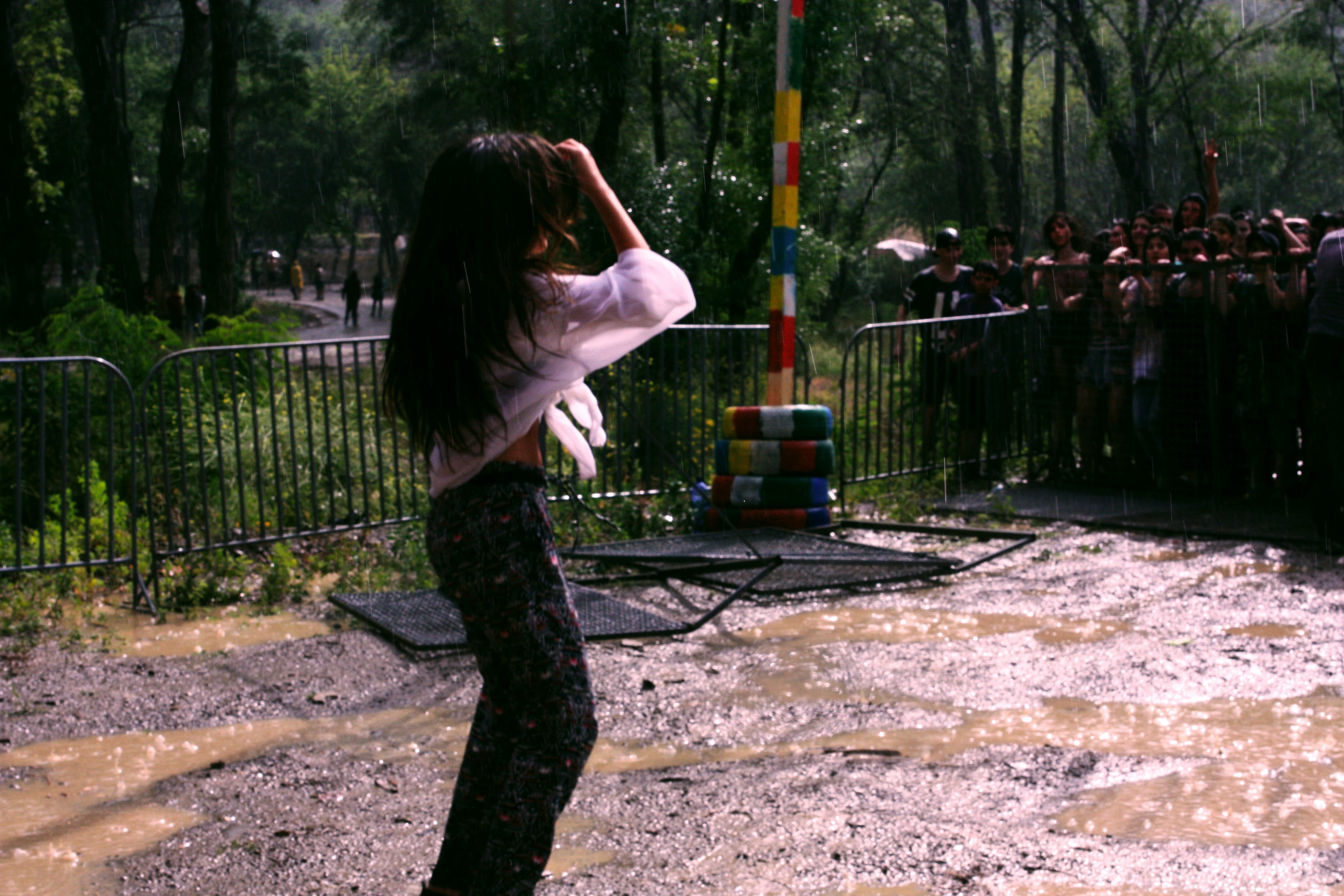 Free stock photo of colorfest, dance, festival, girl