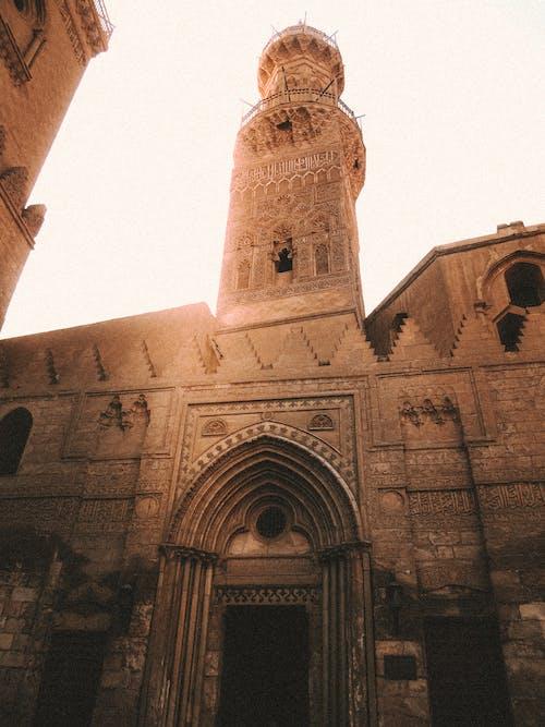 中世紀, 低角度, 入口, 古老的 的 免費圖庫相片